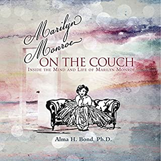 Marilyn Monroe: On the Couch audiobook cover art
