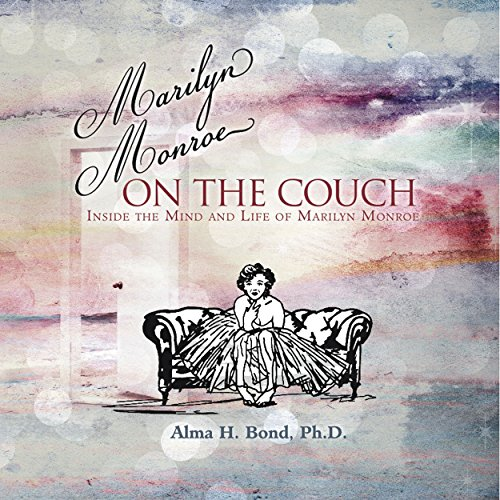 Marilyn Monroe: On the Couch cover art