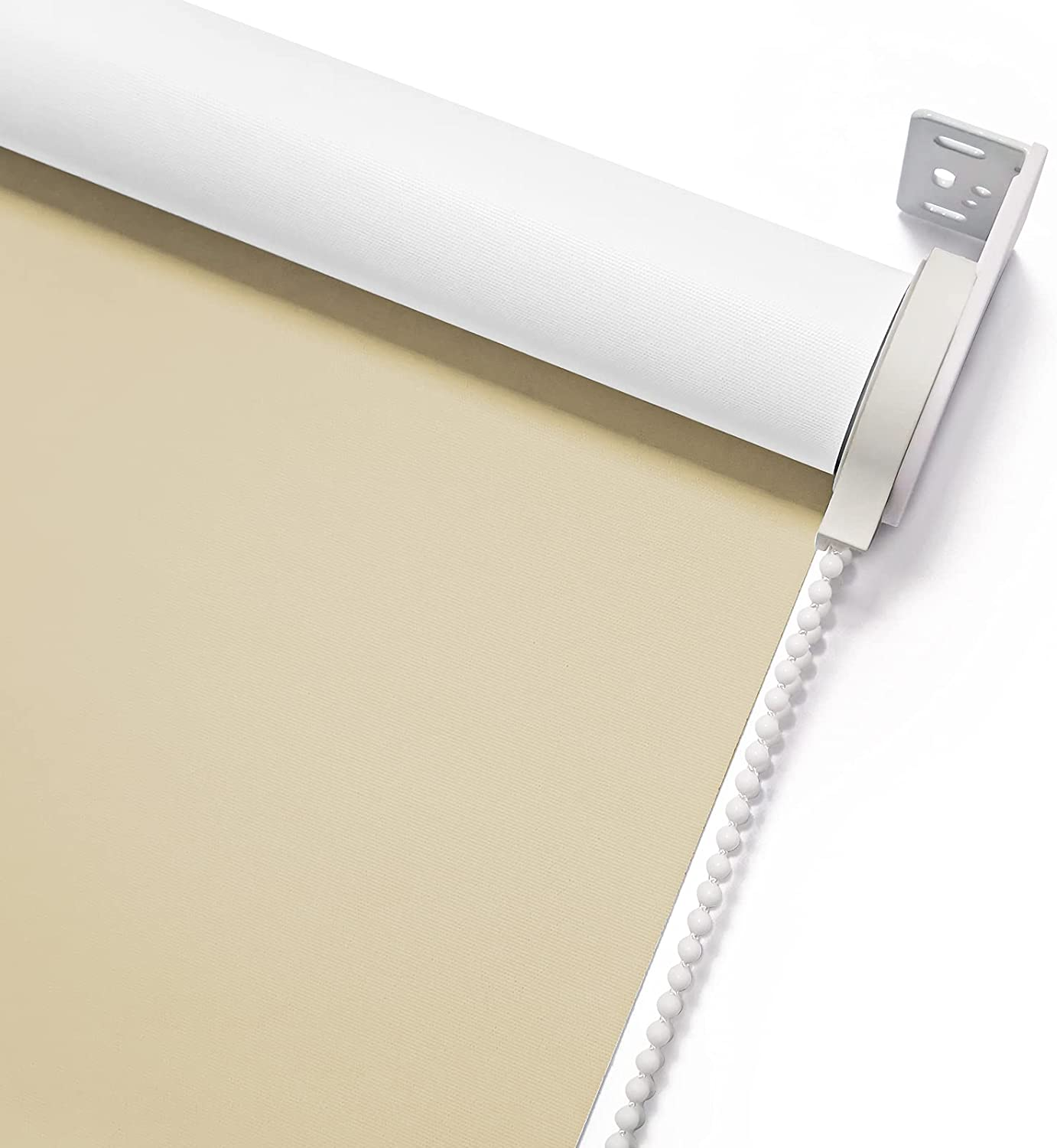 100% Blackout safety Roller Shade Classic Thermal Window with Deluxe In Blind