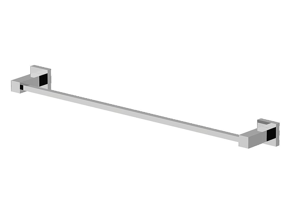 私たちの複製する銀(Brushed Nickel) - Eviva EVAC20BN Toweller Towel bar (Brushed Nickel) Bathroom Accessories Combination