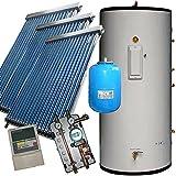 RP-Solar solaranlage vuoto alla Set completo X9500, 3tubi collettori...
