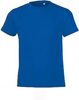 comprar comparacion SOLS Camiseta de manga corta modelo Regent para niños