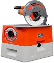 "iQ360 14"" Masonry Saw w/Built-in Vacuum System, includes 14"" diamond blade"