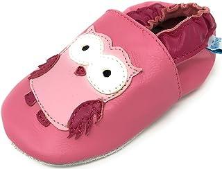 3509c2000215b Amazon.fr   Rose - Chaussons   Chaussures bébé fille   Chaussures et ...