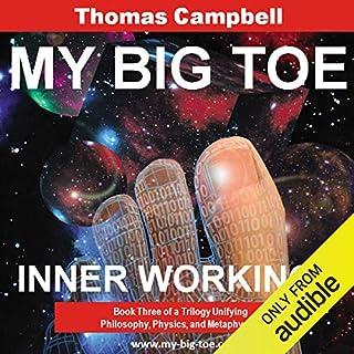 My Big TOE, Book 3: Inner Workings audiobook cover art