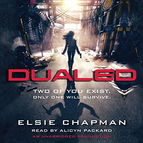 Dualed audiobook cover art