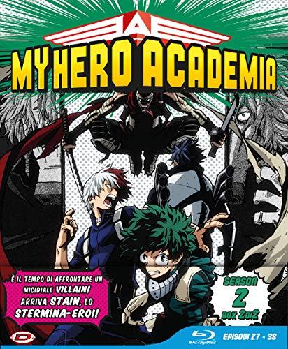 My Hero Academia St.2/2 (Box 3 Br) (Eps 27-38) (Ltd Edition)