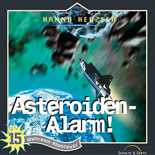 Asteroiden-Alarm audiobook cover art