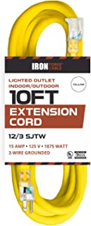 what is sjtw extension cord
