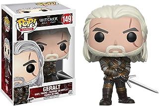 Funko POP Games: The Witcher-Geralt Action Figure