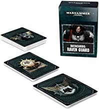 Warhammer 40,000 Datacards: Raven Guard (english)