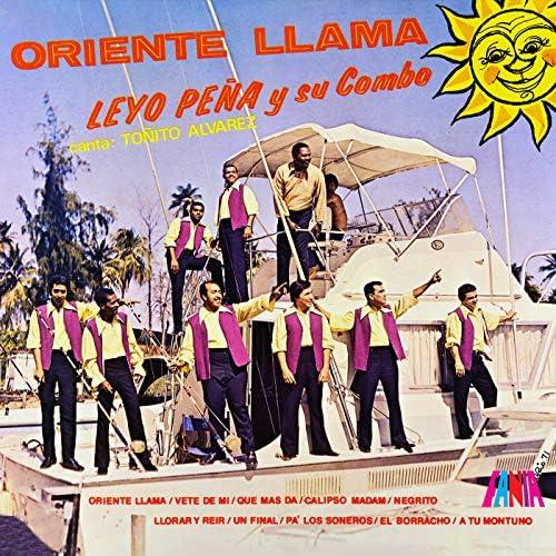 Leyo Peña y Su Combo feat. Toñito Alvarez