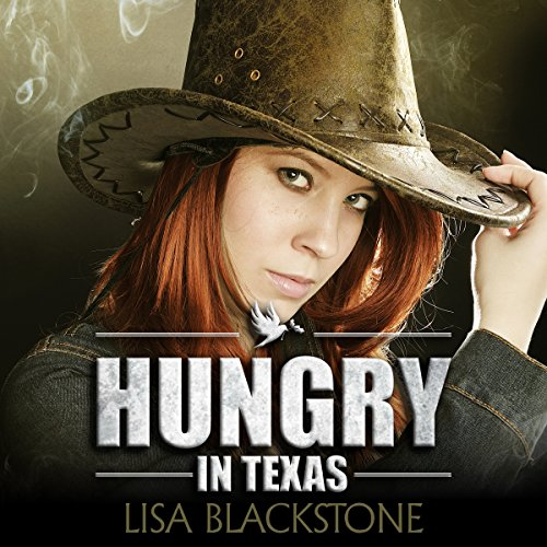 Hungry in Texas audiobook cover art