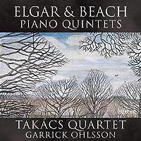 Elgar & Beach Piano Quint