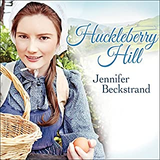 Huckleberry Hill audiobook cover art