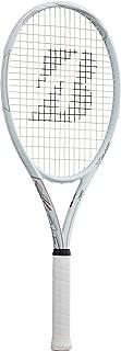 ブリヂストン(BRIDGESTONE) 硬式テニス ラケット エックスブレード アールエス 285 BRARS5 クールホワイト グリップサイズ1