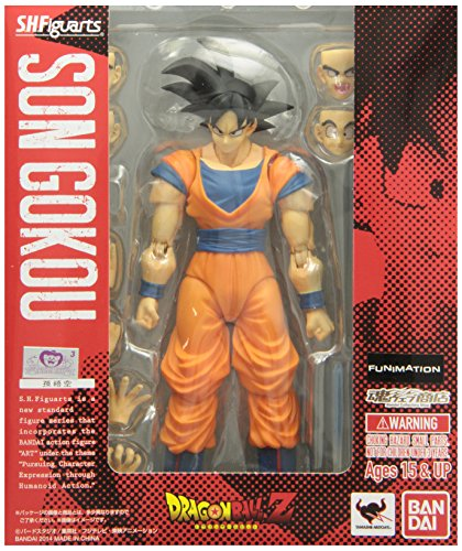 Bandai - 8993 - Figurine Manga - Dragon Ball Z - Son Goku