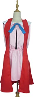 Trainer Serena Dress Outfit Clothes Anime Game Manga Cosplay Costume