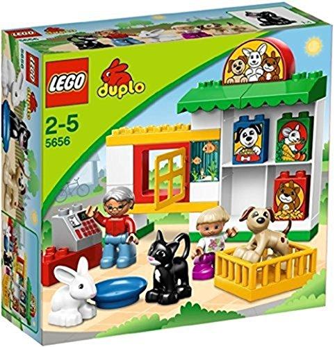 LEGO Duplo Ville 5656 - Zoohandlung
