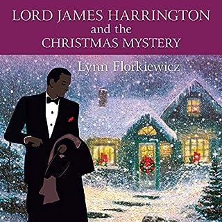 Lord James Harrington and the Christmas Mystery Titelbild