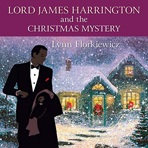 Lord James Harrington and the Christmas Mystery audiobook cover art