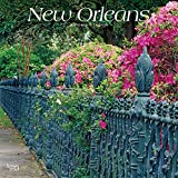 New Orleans 2020 12 x 12 Inch Monthly Square Wall Calendar, USA United States of America Louisiana Southeast City