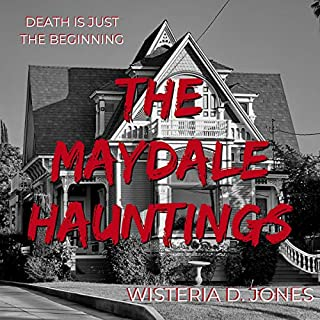The Maydale Hauntings cover art