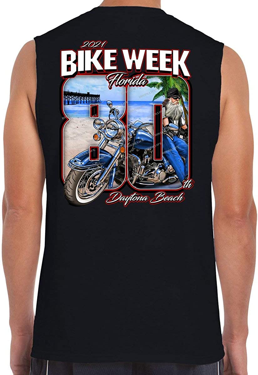 Details about  /Velocitee Mens Long Sleeve T-Shirt American Motorcycle Eagle Biker A22823