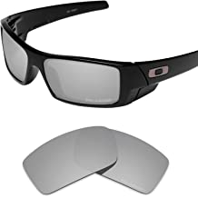 ad34adc1ef Tintart Performance Lenses Compatible with Oakley Gascan Polarized Etched