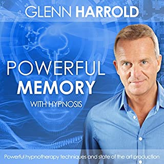 Develop a Powerful Memory audiobook cover art