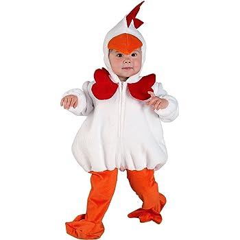 chiber Disfraces Disfraz Bebe Gallito (4 - De 3 a 4 años): Amazon ...