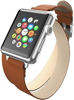 Incipio Apple Watch Reese Double Wrap Watchband - 42mm - Tan