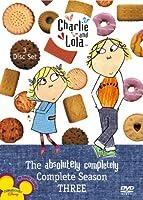 Charlie & Lola: Absolutely Complete Season Three [DVD] [Import]