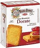 Mulino Bianco - Fette biscottate 'Le dorate', 36 fette, 315