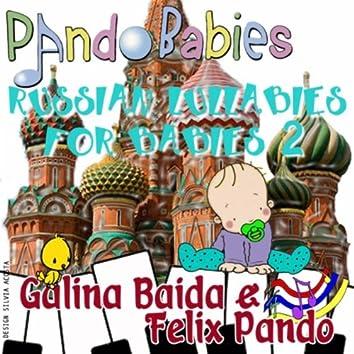 Russian Lullabies for Babies 2
