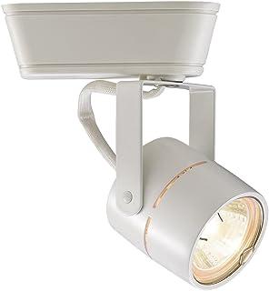WAC Lighting JHT-809-WT J Series Low Voltage Track Head, 50W