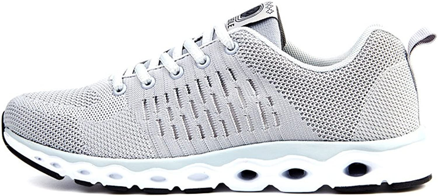 Men's Sneaker Spring and Summer Breathable Casual shoes White Running shoes Leisure