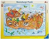 Ravensburger 06604 El Arca de Noé - Puzzle (48 Piezas) [Importado de Alemania]