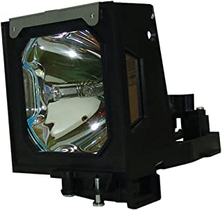 Lytio Premium for Sanyo POA-LMP59 Projector Lamp with Housing 610 305 5602 (Original Philips Bulb Inside)