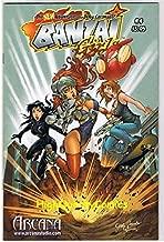 BANZAI GIRLS #4, VF/NM, Jinky Coronado, Good Girl, 2007, Arcana