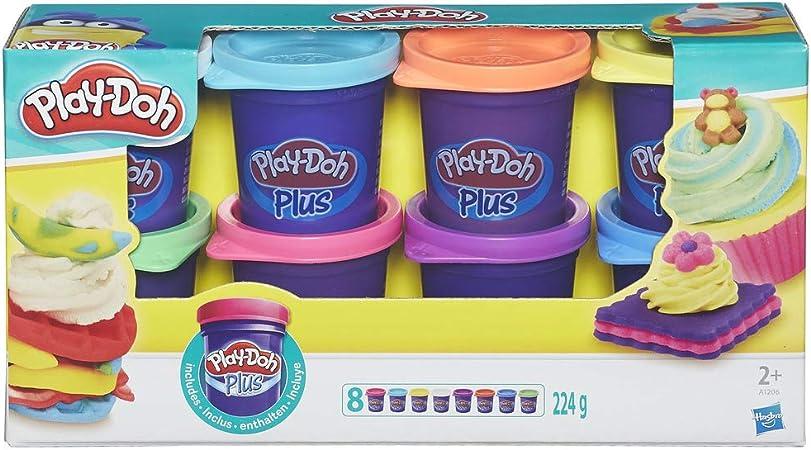 3894173-Play-Doh Crostate colorate nuova versione 2017