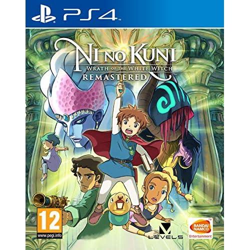 Ni no Kuni: La ira de la Bruja Blanca - Remastered a buen precio