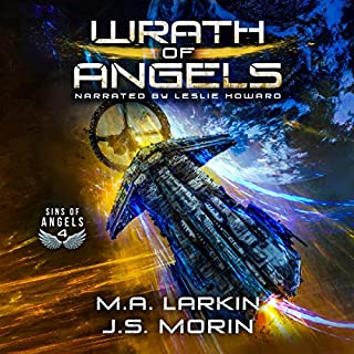 Wrath of Angels cover art