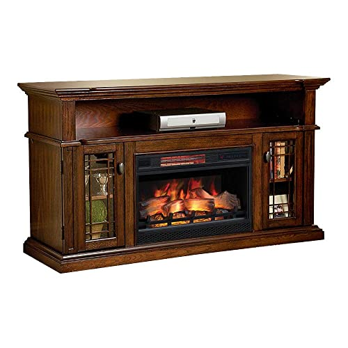 Entertainment Centers With Electric Fireplaces Amazon Com