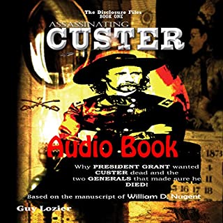 Assassinating Custer cover art