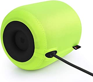 KANEED HomePod WR3 Mini Home Outdoor Smart Bluetooth Speaker Bag Dust Protection Cover(Dark Gray) Storage Bag (Color : Grass Green)