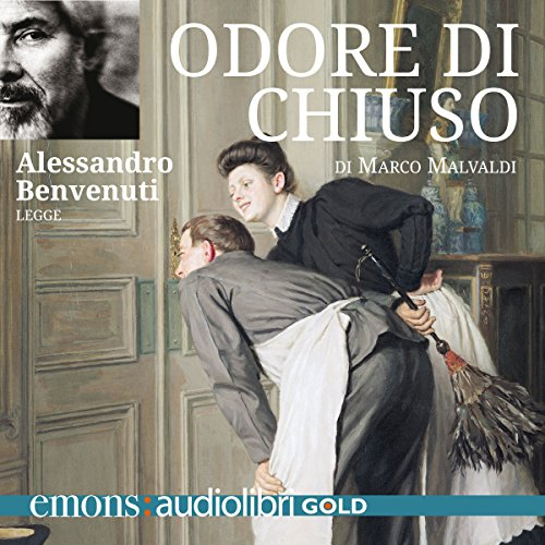 Odore di chiuso audiobook cover art