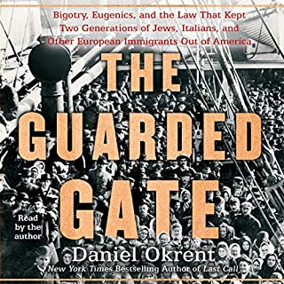 The Guarded Gate audiobook cover art