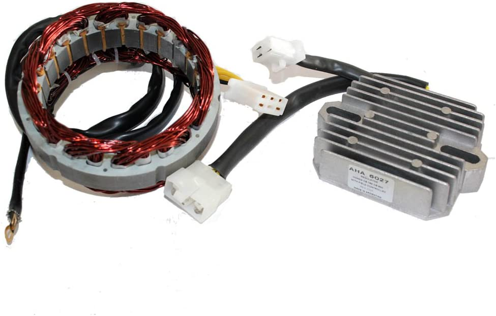 NEW Caltric Stator Free Shipping New Regulator Rectifier Cb900 Compatible With Honda