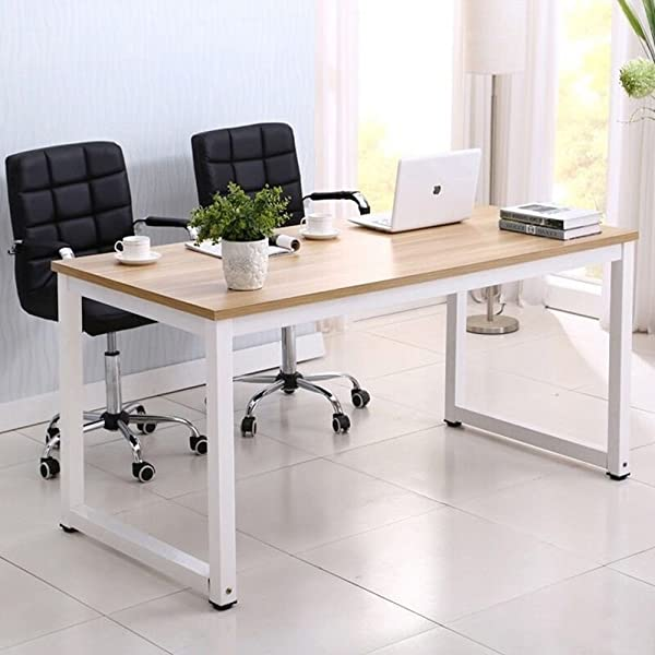 Computer Desk PC Laptop Table Workstation Study Home Office Furniture Wood